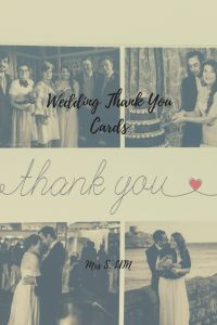 Wedding Thank You Cards   When to send out Wedding Thank you Cards   Should You Send Wedding Thank you Cards   How Much are Wedding Thank You Cards   Wedding Thank You Cards etiquette