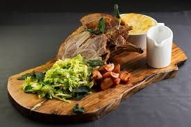 Image result for creative food on wooden board