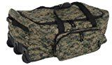 Air Force Digital Camo Deployment/Container Bag with Tri-Wheelby Mercury Luggage241% Sales Rank in : 51 (was 174 yesterday)(4)Buy new: $109.95 (Visit the Movers & Shakers in list for authoritative information on this product's current rank.)