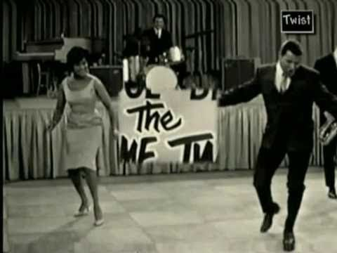 Higher and Higher - Jackie Wilson.   I think Mr. Grafmyre is in this group of dancers.