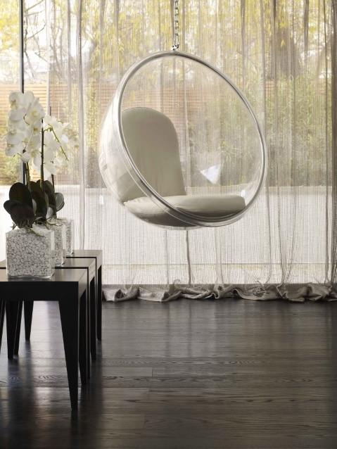 i've always wanted one of these orb chairs