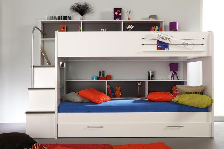 parisot kurt 2 bunk bed 2