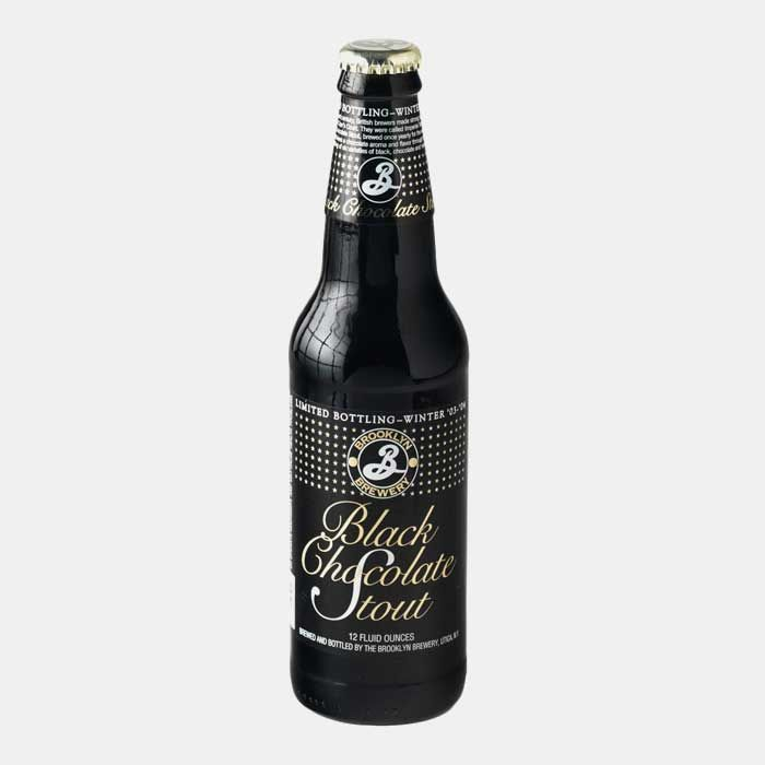 Brooklyn Black Choc. Stout 10.6% - Drink of Fulham: Beer Shop London, Indian Party Food & Drink, Fresh Gujarati/Indian Food