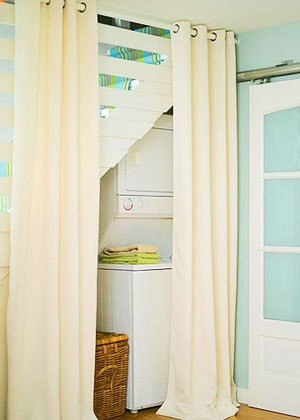 69 best LaundryGuest Bathroom images on Pinterest Home Laundry