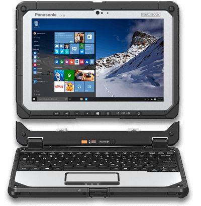 Toughbook 20 2-in-1 Detachable Laptop | Panasonic Toughbook