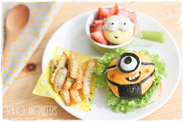 Bento Monsters