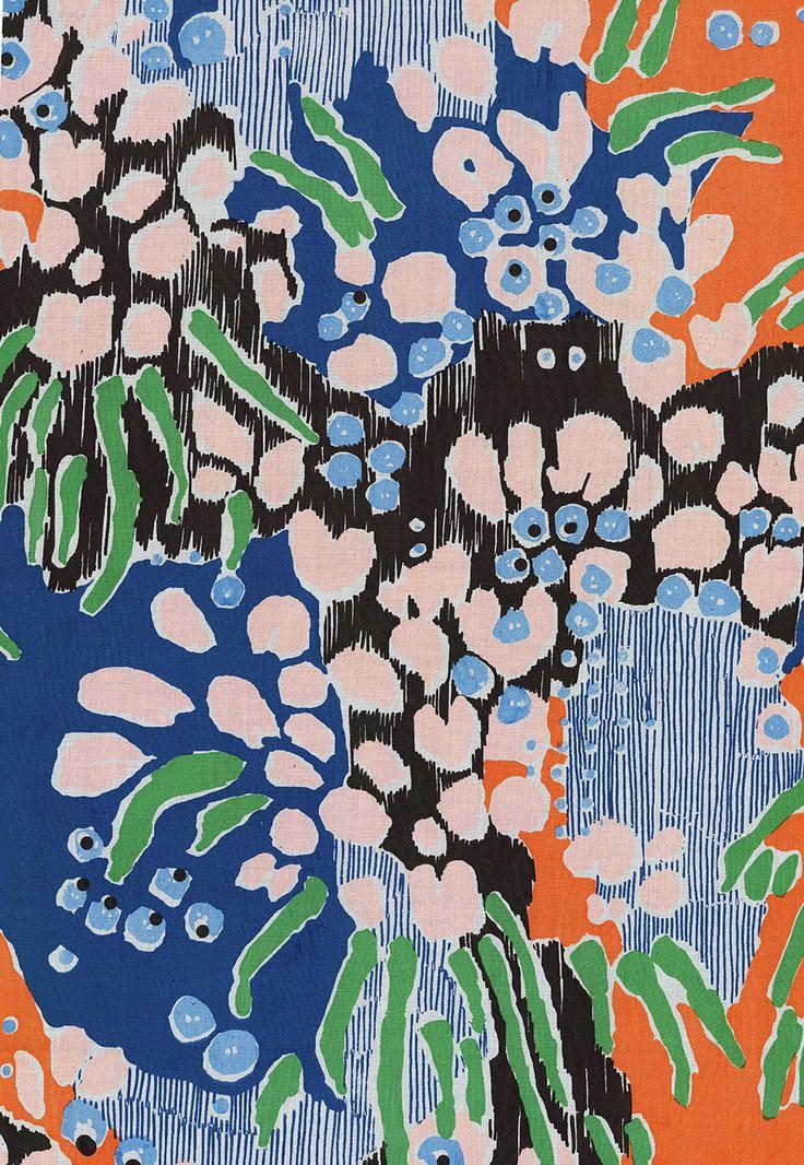 underwater floral Featured Designer: Katy Welsh