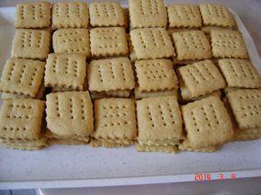 Betti gluténmentes konyhája: Háztartási keksz- paleo lisztekkel és margain helyett kókuszolajjal! :)