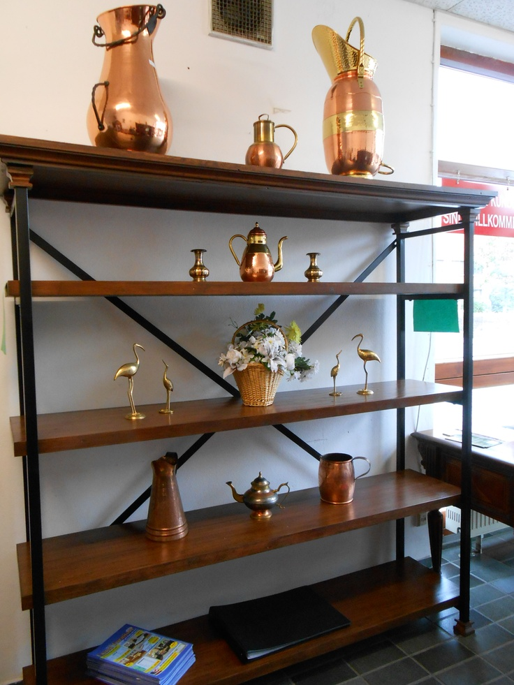 Copper & Brass items