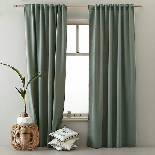 25 beste idee n over slaapkamer gordijnen op pinterest gordijnen venstergordijnen en - Trend schilderij slaapkamer ...