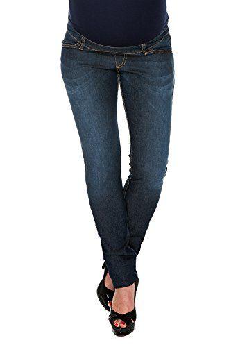 My Tummy Pantaloni premaman jeans Jane blu navy L (large) My Tummy http://www.amazon.it/dp/B00ZP70JD6/ref=cm_sw_r_pi_dp_eHpcwb1XGBWXY