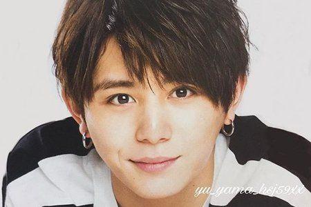 Johnny's web内、JUMPaperで山田涼介が本日更新♡直筆メッセージにファン感動!Hey!Say!JUMPというグループを好きになってよかった。