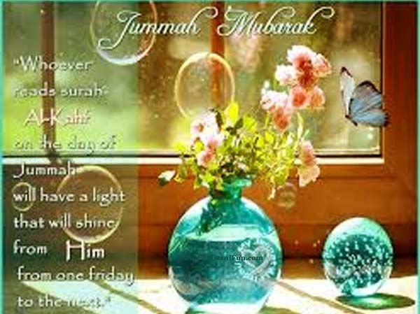 Copy of Jumma Mubarak Images Wallpapers 2014