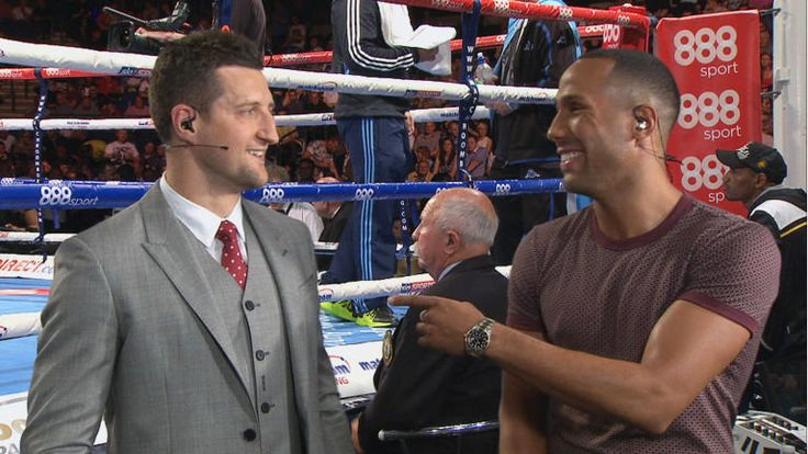 "James DeGale ""I said it from the start"