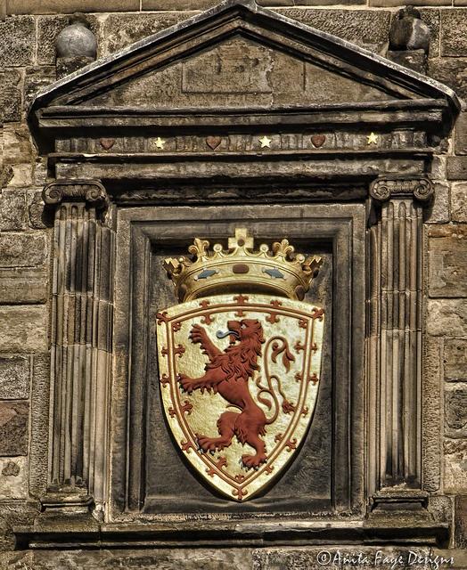 Scottish Lion - next tattoo, perhaps?
