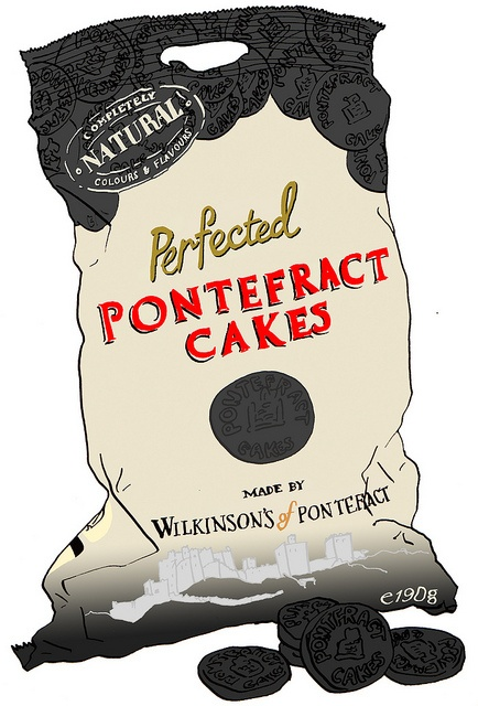 Pontefract Cakes by hwayoungjung, via Flickr