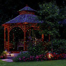 Firefly Landscape Laser Light