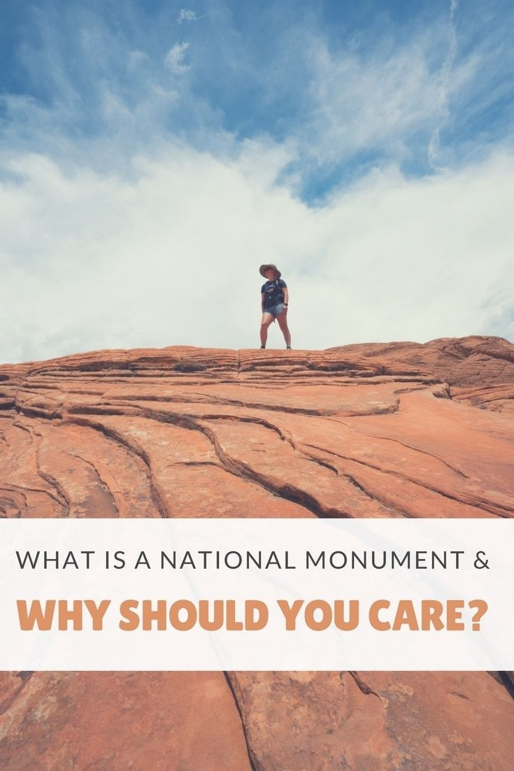 Learn how national monuments are established, the details of President Trump's National Monument Review & how to submit comments so your voice is heard.