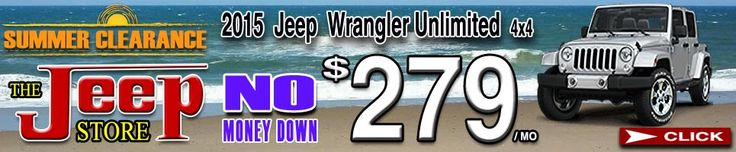 www.thejeepstore.com #Jeep #dealer #NJ  The Jeep Store is New Jersey's Jeep Dealership serving all of NJ with new and used Wrangler, Cherokee, Grand Cherokee and more
