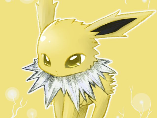 I got: Jolteon! Which Eeveelution Are You Most Suited To Train?