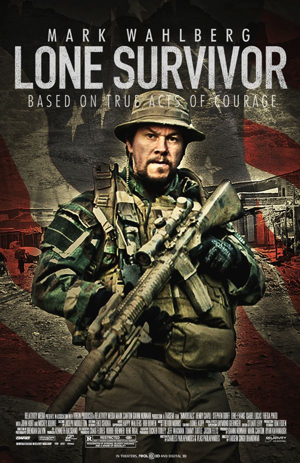 Lone Survivor (2013) BRRip Full Movie