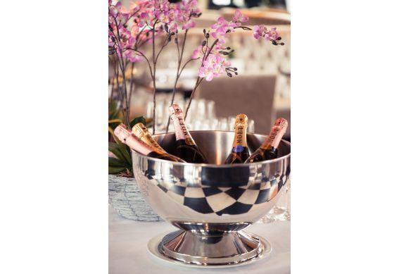 Bijzondere gastronomie in Het Arsenaal | Arsenaal Restaurants |  #kooltjesbuurt #naarden #restaurant #champagne #diner #menu