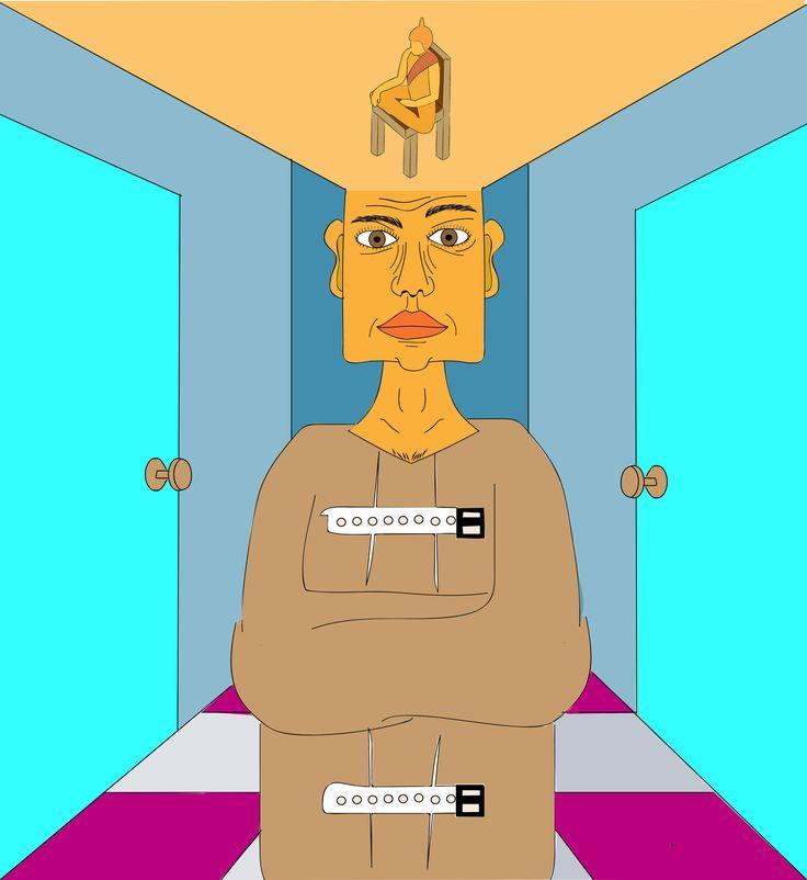 Manana #draw, #art, #fool, #Buddha