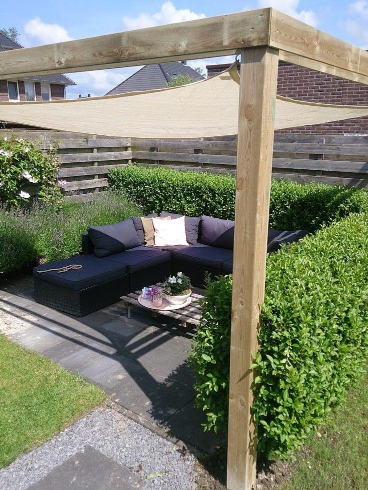 Tuinveranderingen! | Vanbinnen Styling