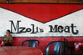 Places - Mzoli's Meat Restuarant in Gugulethu Cape Town. Should you require further information or wish to make an accommodation booking: Quote & Book: http://www.south-african-hotels.com/