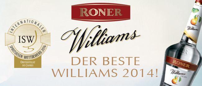 Der Beste Williams 2014! - The Best Williams 2014 - Il Miglior Williams 2014!