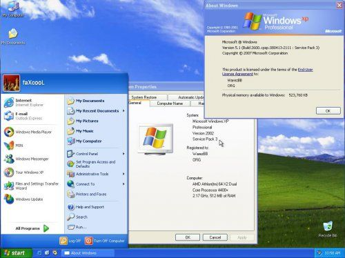 windows xp professional setup disk iso