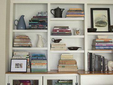 Arranging Bookcases