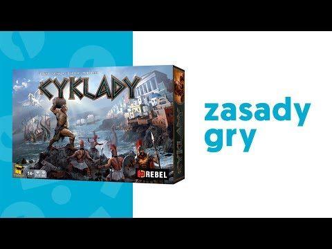 Cyklady (Cyclades) - (edycja polska) sklep cena: 144,99 zł. 3Kropki.pl