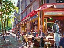 paris painting - Google Search