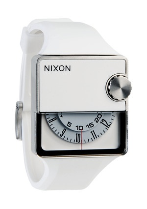 Nixon Rubber Murf in All White men-s-style-pinboard