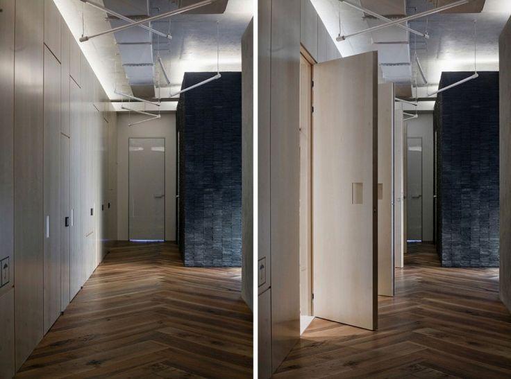 Loft in saint petersburg by da architects