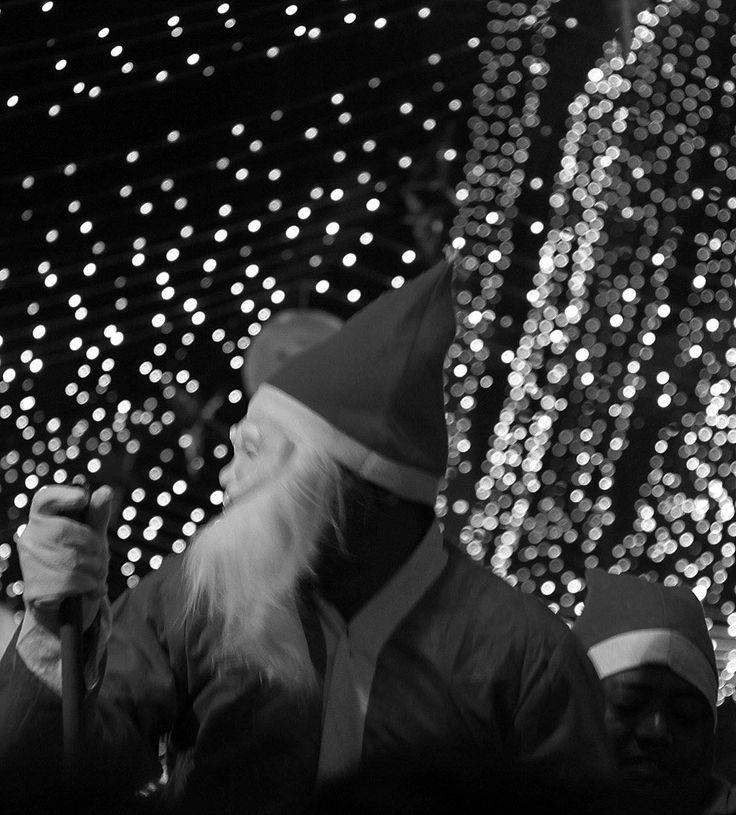 The magic of Kolkata Christmas