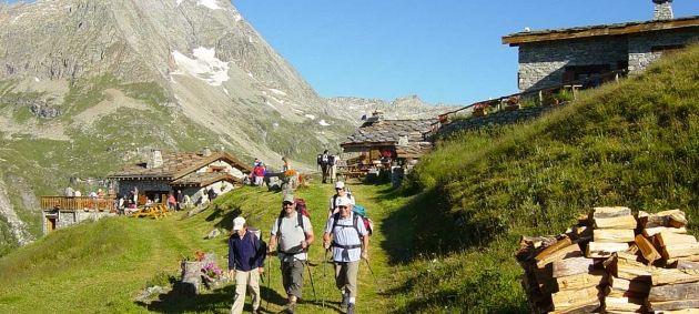 Refuge de Plan Sec | Aussois en Vanoise village charming resort - Welcome on the Tourist Office website