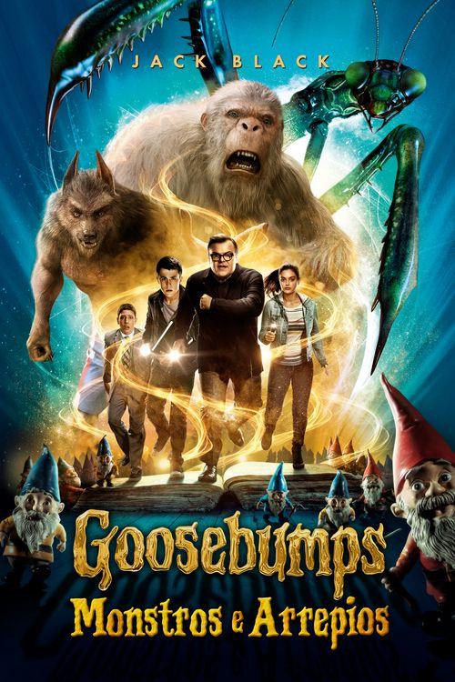 Goosebumps 2015 full Movie HD Free Download DVDrip