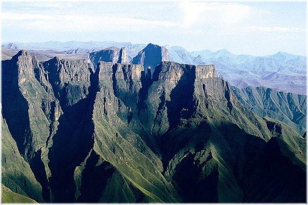 Drakensberg - Bergville & the Northern Drakensberg - Historical, Religious & Cultural Assets - Tourism KwaZulu-Natal