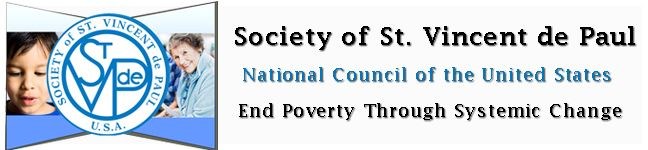 Society of St. Vincent de Paul National Council of the United States