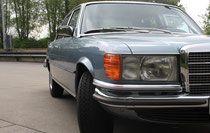 Mercedes 280 SE *VERKAUFT*
