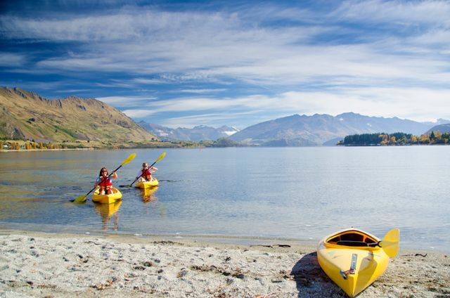 Trovolo - Lake Wanaka #travel #NewZealand #photography #NZ #fun #outdoors #nature #wanaka #otago #lake #kayaking #fun