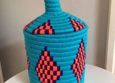 Berber-Körbe und Schalen aus Marokko - Ethno-Shop