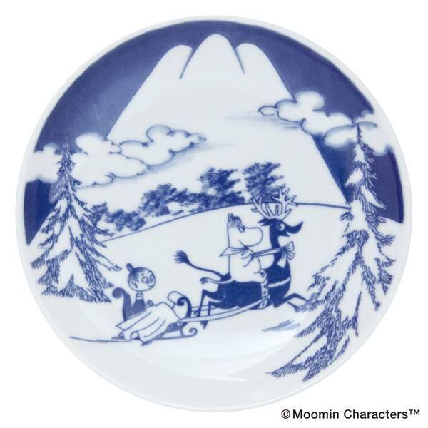 <MOOMIN×amabro> SOMETSUKE-Snowmountain