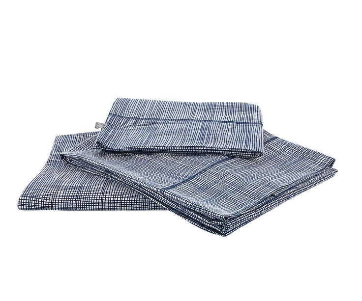 Cross Hatch Sheet Set - Navy – SCOUT Lifestyle www.scoutlifestyle.com