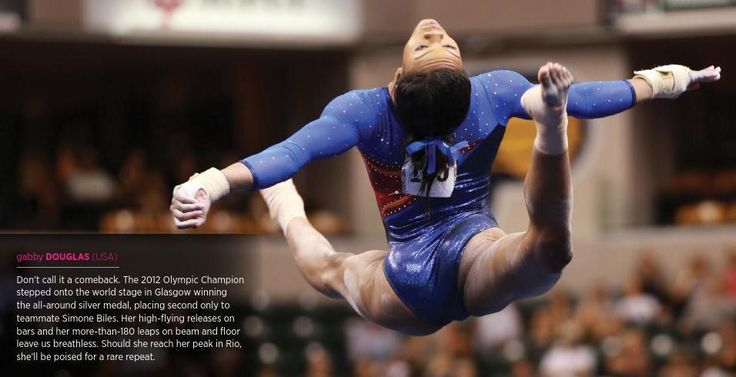 #ClippedOnIssuu from Inside Gymnastics February 2016 Preview