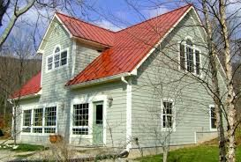 Best Dark Red Metal Roof Google Search Red Roof House Tin 400 x 300