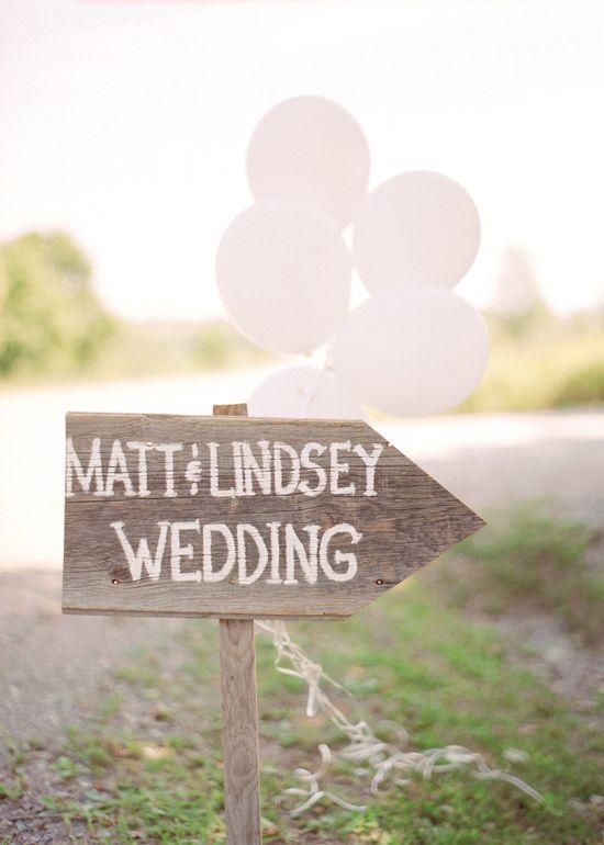 secrets to a flawless wedding reception wedding signswedding direction