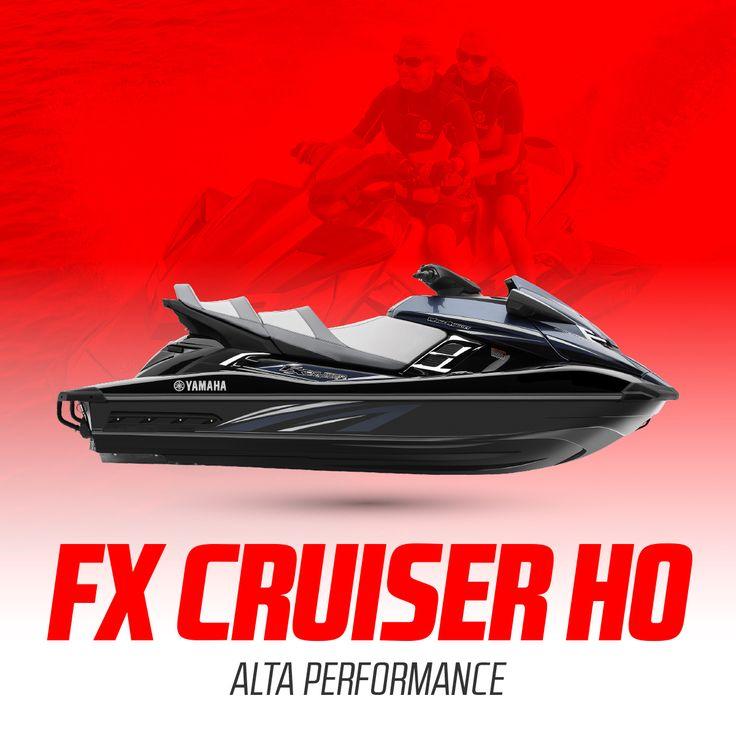 Beautiful 2015 Yamaha Fx Ho